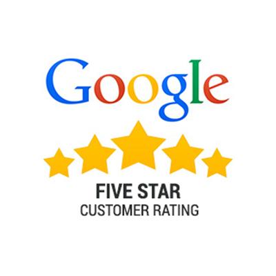 GoogleFiveStarLogo