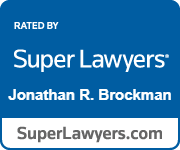 Super Lawyers Rated | Jonathan R. Brockman