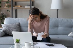 financial stress when filing a personal injury claim