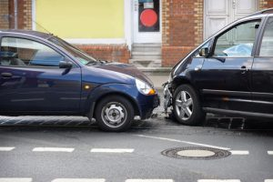 reckless driving car collision